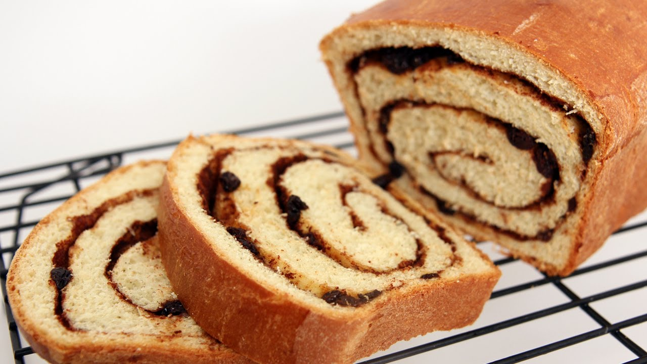 Homemade Cinnamon Bread – Italian Cook Laura Vitale