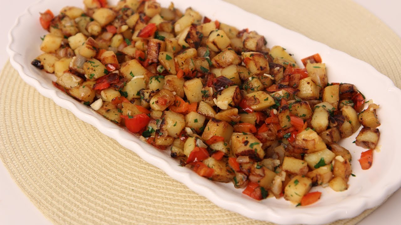 Homemade Potato Hash – Breakfast Treat