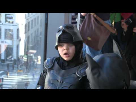 Make-A-Wish – Official Batkid Video