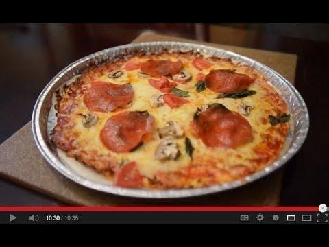 World's Healthiest Pizza