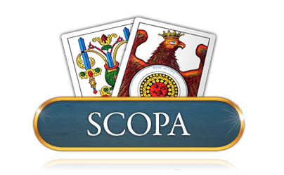 Scopa Rules Card Game