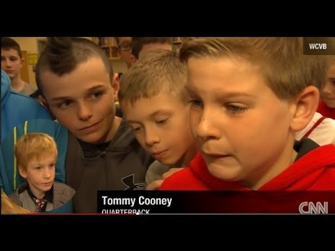 Boston Boys Stand Up For Bullied Friend