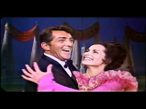 Dean Martin and Carol Lawrence