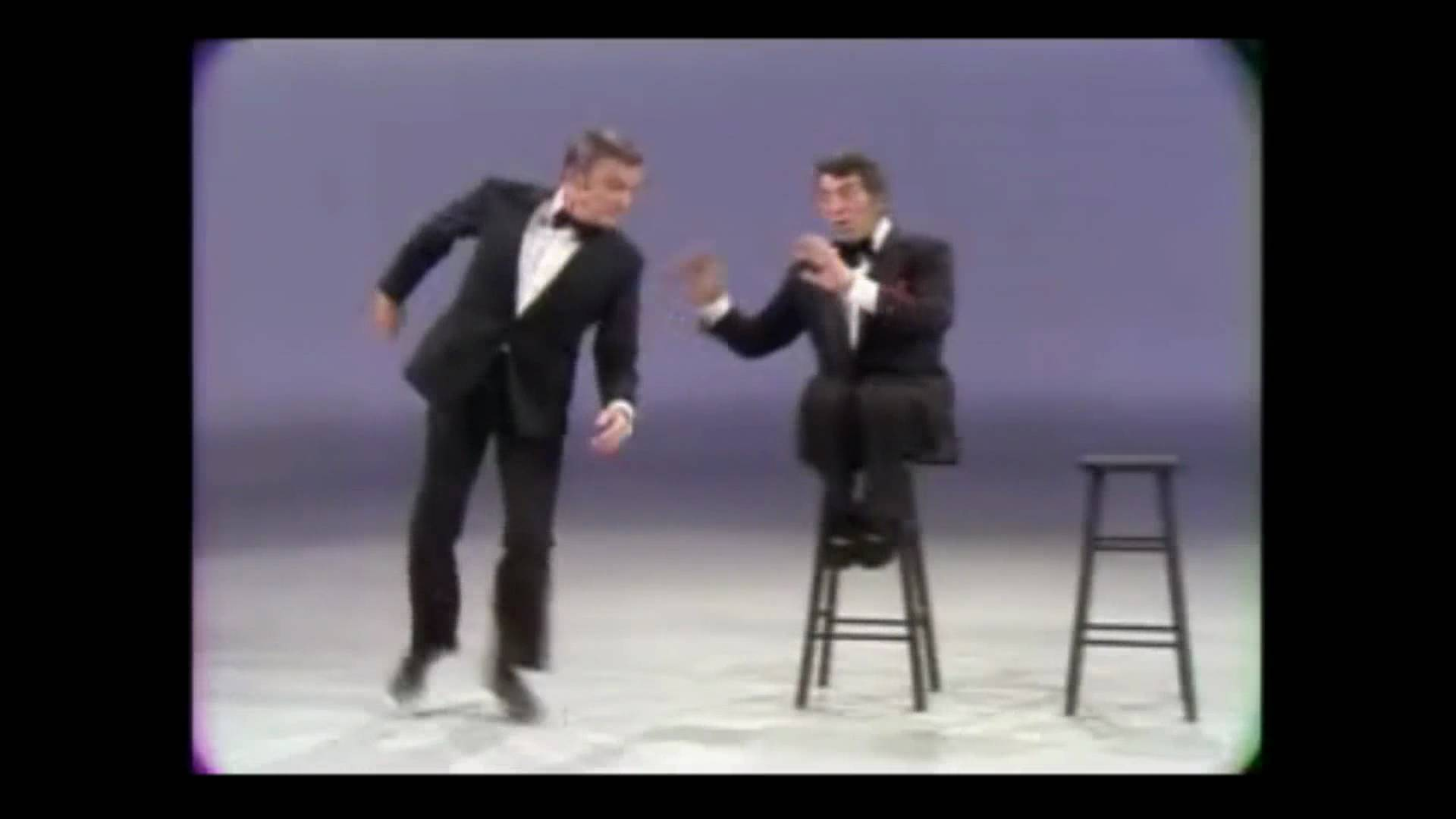 Gene Kelly and Dean Martin