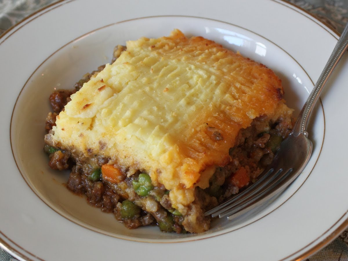 Irish Shepard Pie
