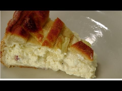 "Italian Easter Pie ""Pizza Rustica"""