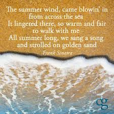 Summer Wind – by Frank Sinatra Old Blue Eyes