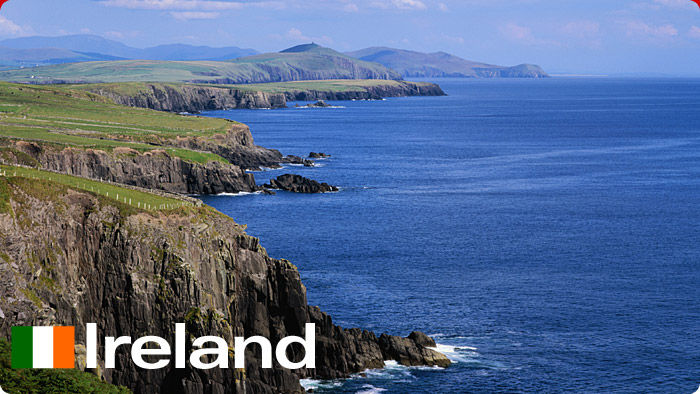 Ireland from the  Air – Breathtaking