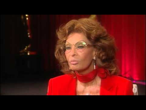 Iconic – Sophia Loren – Academy Award Interview