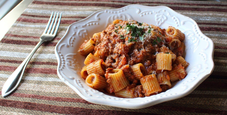 Original Bolognese Sauce – Italian Cook Marcella Polini Hazan